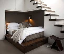 Bedroom: Pull Down Space Saving Bed - Saving Beds