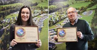 lake district holiday parks honour six