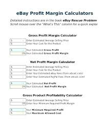 Product Profitability Analysis Excel Profit And Loss Analysis Template Gross Margin Excel Example