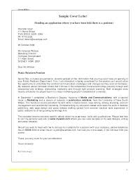 Format Of Cover Letter For Job Sample Cover Letter Templates Cover