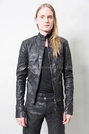 leather sleeve jackets