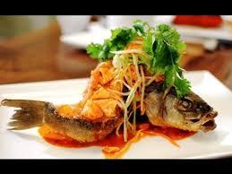 chinese fried whole fish. Plain Whole YouTube Premium With Chinese Fried Whole Fish D