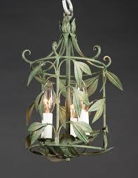 pair of small italian lanterns
