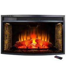 electric log heater for fireplace. Electric Log Heater Fireplace Insert For AKDY 33 In Freestanding Black Inspirations Inserts With Set And S