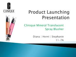 Product Presentation Product Launching Presentation