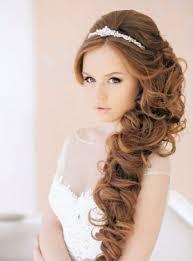 Très Agréable Coiffure Mariage Femme Cheveux Long Chignon