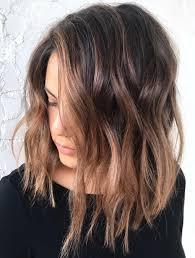 Trendy Hair Color Picture Description Dark