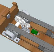 google sketchup file of the linear actuator can be s here i have used layers so you can view each component separately