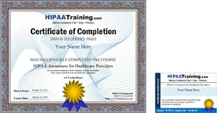 Hipaa Training And Certification For Business Associates
