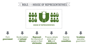 view hi res version of role of the house of representatives