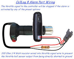 when to replace the battery cells as the alarm function can be set to operate on both minimum and maximum user defined voltage levels a more complex system could be designed using a