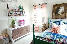 eclectic bedroom furniture. Shelves For Girls Room Little Bold And Eclectic Bedroom Via Furniture Fair Fairfield Ohio