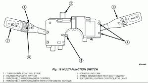 dodge neon electrical issue 2000 dodge neon flasher relay location at 2003 Dodge Neon Sxt Multifunction Switch Wiring