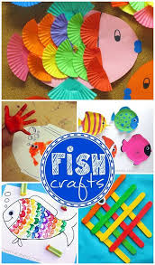 art and craft ideas for toddlers pinterest. creative little fish crafts for kids. art projects toddlerscraft and craft ideas toddlers pinterest