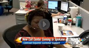 Xfinity Call Center Comcast Announces 675 Jobs Planned For A New Call Center In Spokane