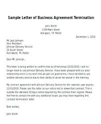 Letter Cancelling Rental Contract. Sample Letter Ending Contract ...