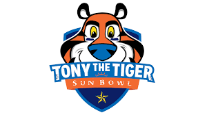 Tony The Tiger Sun Bowl El Paso Tickets Schedule