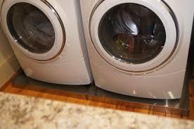 washing machine stainless steel drain pan