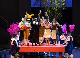Houston Grand Opera Brings The Barber Of Seville To The