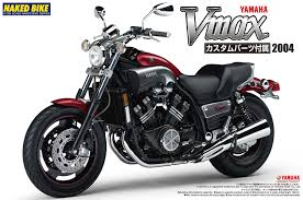 amazon com yamaha vmax w custom parts 1 12 model car by