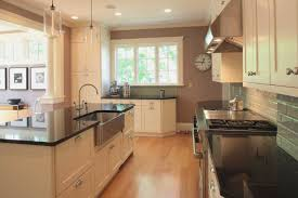 Small Kitchen Island Sink Ideas Also Fascinating With Dishwasher