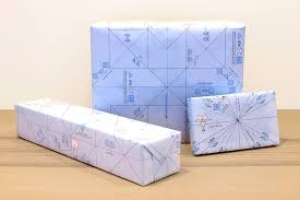 origami wrap is designed by ilovehandles and sold in sets of five sheets find it in the colossal