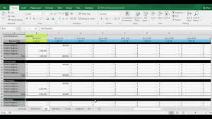 Excel Crm Templates Sales Pipeline Tracking Template Crm In Excel Youtube