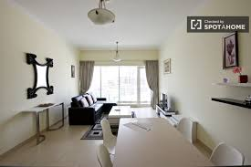 1 Bedroom Apartment For Rent   Balcony   AC   Dubai Centre