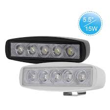 Daylight Led Light Bar Offroad Jeep Led Work Light From China Manufacturer