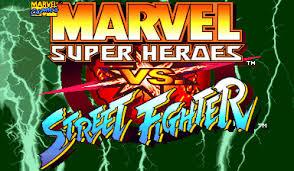 play marvel super heroes vs street fighter capcom cps 2 online