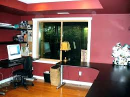 What color to paint office Blue Related Post Omniwearhapticscom Office Color Ideas Modern Home Office Color Ideas Interior Using