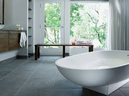 reasons to use porcelain tile in kitchens and bathrooms instead of ceramic and other types of tile see americanbath