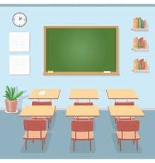 classroom table vector. classroom table vector m