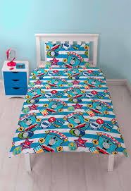 NEW THOMAS THE TANK ENGINE & FRIENDS SINGLE DUVET QUILT COVER SET ... & NEW OFFICIAL THOMAS THE TANK ENGINE 'PATCH' DESIGN SINGLE DUVET COVER SET Adamdwight.com
