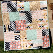 Big Block Quilt Patterns Gorgeous Big Block Quilt Patterns For Beginners Blogandmore