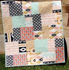 Big Block Quilt Patterns Gorgeous Big Block Quilt Patterns For Beginners Blogandmore