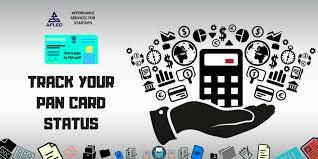 track pan card application status uti