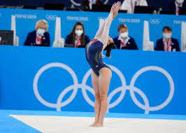 helped Suni Lee win Olympic ...