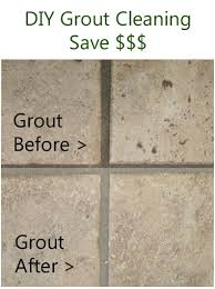technique for cleaning grout yourself easy and inexpensive