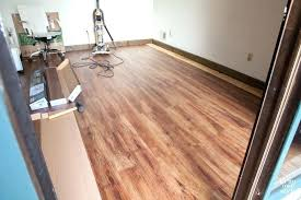 how to install a vinyl floor with cork backing plank flooring in my own style architectures