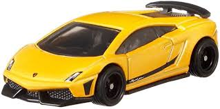 Bugatti divo y bugatti chiron hot wheels coleccionistas de bugatti vehiculos a escala nuevo en mercado libre mexico. Amazon Com Hot Wheels Lamborghini Gallardo Vehicle Toys Games