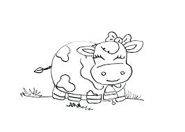 Farm Animal Coloring Coloring Pages Farm Animals Farm Printable