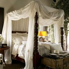 canopy bed netting