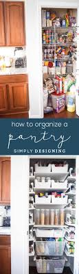 diy pantry organization ideas how to organize a pantry oranize a small pantry