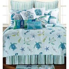 ocean comforter set themed bed sheets scene sets