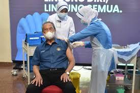 Puan sri noorainee abdul rahman. Malaysia Begins Covid 19 Vaccinations Pm Muhyiddin Yassin Receives 1st Shot