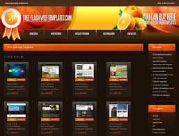 Flash Website Templates Impressive 48 Places To Download Free Website Templates And Free Flash