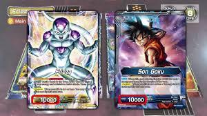 set 1 leader card rankings