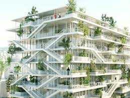 green office building. French Architects Unveil Plans For Bio-climatic \u0027inside-out\u0027 Office Building Green N