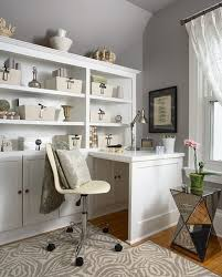 open space home office. officepink hidden home office with small desk and modern white chair also table open space